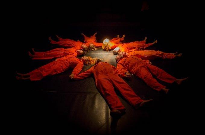 """""""Континуум"""" на Театър С от Полша или един един нов свят на човеците"""